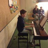 Voorspeelmiddagen leerlingen T2muziek