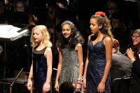 Optreden leerlingen T2muziek met Symphonic Friends