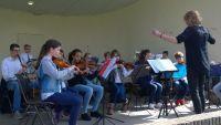 Zomeravondconcert T2muziek en Heelsums Harmonie