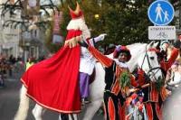 Muziek bij intocht Sinterklaas