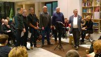 Optreden Larks en Gelegenheidskoor bij de Boschhoeve