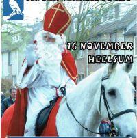 Sinterklaasintocht Heelsum