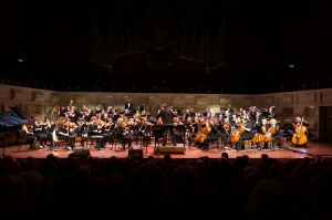 leerlingen in Symphonic Friends