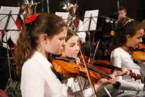 viool in jeugdorkest