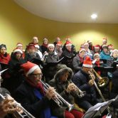 Carols bij kaarslicht in Heelsum