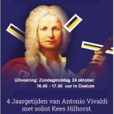 Vivaldi en Bach in Doelum