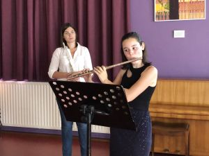 Fluitles bij T2muziek
